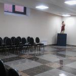 Naudotis konferencijų sale